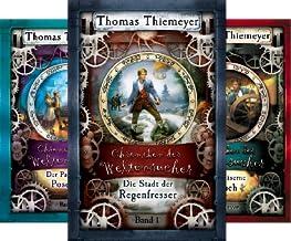 Die Chroniken der Weltensucher (Reihe in 5 Bänden)