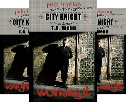 Starry Knight (City Knight #3)
