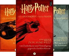 Harry Potter: A Journey Through… (Reihe in 4 Bänden)