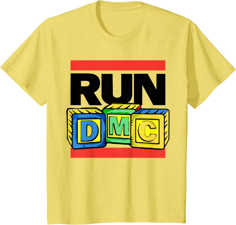 Lil Bro Run DMC inspired Baby Kids RUN DMC T SHIRT UNISEX KIDS Big Brother