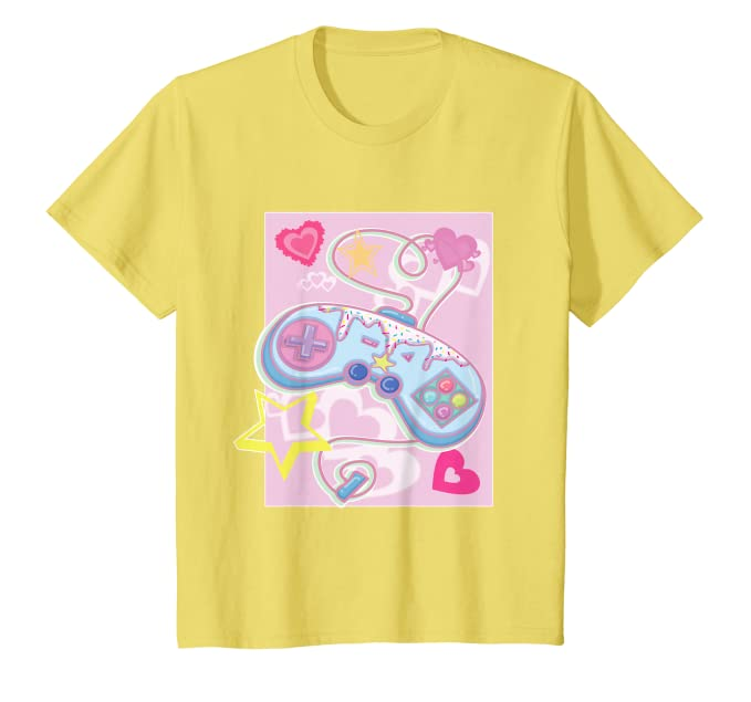 Amazon.com: Kawaii Gamer niña, Kei de hadas, Vaporwave ...