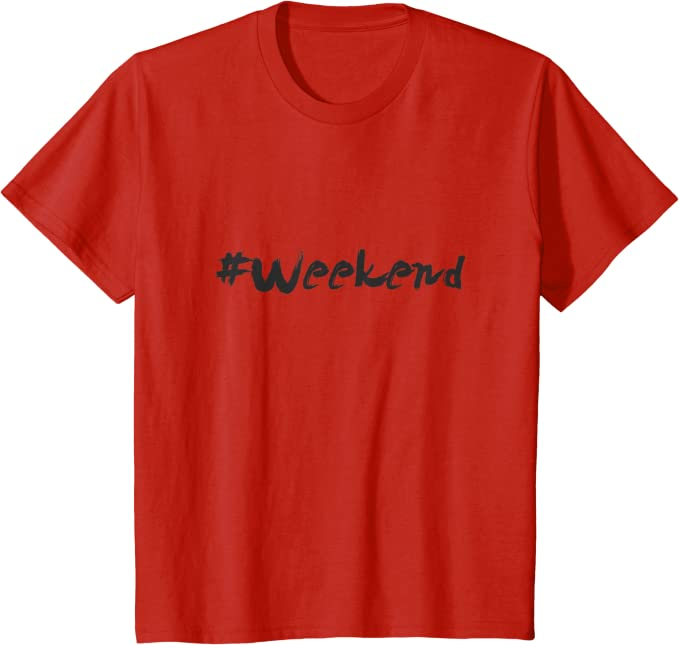 Weekending Tshirt  Weekend Tshirt  Gifts for Her  Brunch Shirt  Girls Weekend  Vacation Tshirt  Travel Tshirt  Hello Weekend