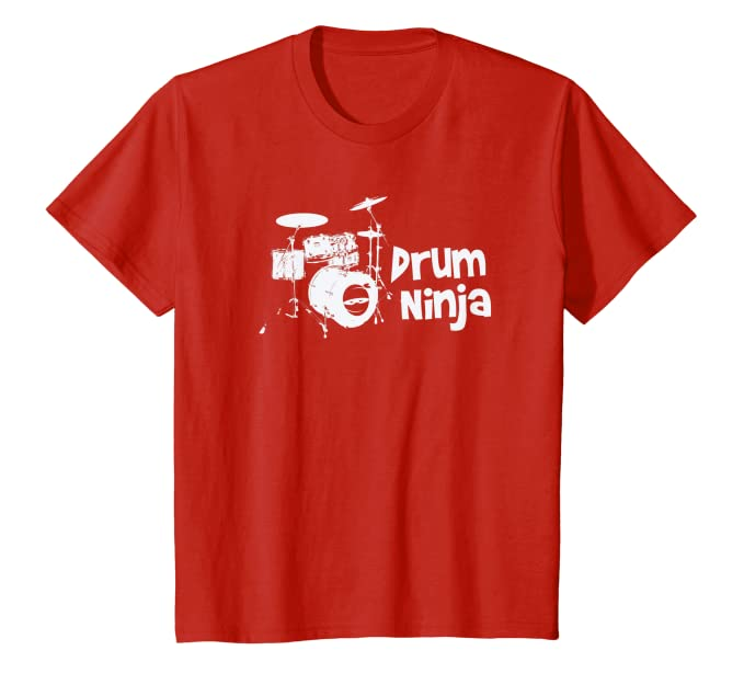 Amazon.com: Drum Ninja - Drums Drummer Musician Quote Band ...