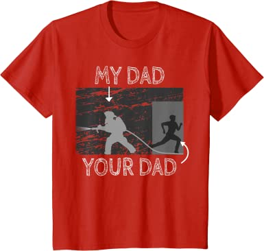 My Dad Your Dad Firefighter Dad Men T-Shirt S-6XL