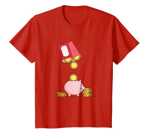a4d1eb2bb8cf7 Amazon.com: Kids Hongbao Red Envelope Happy Chinese New Year T-Shirt ...
