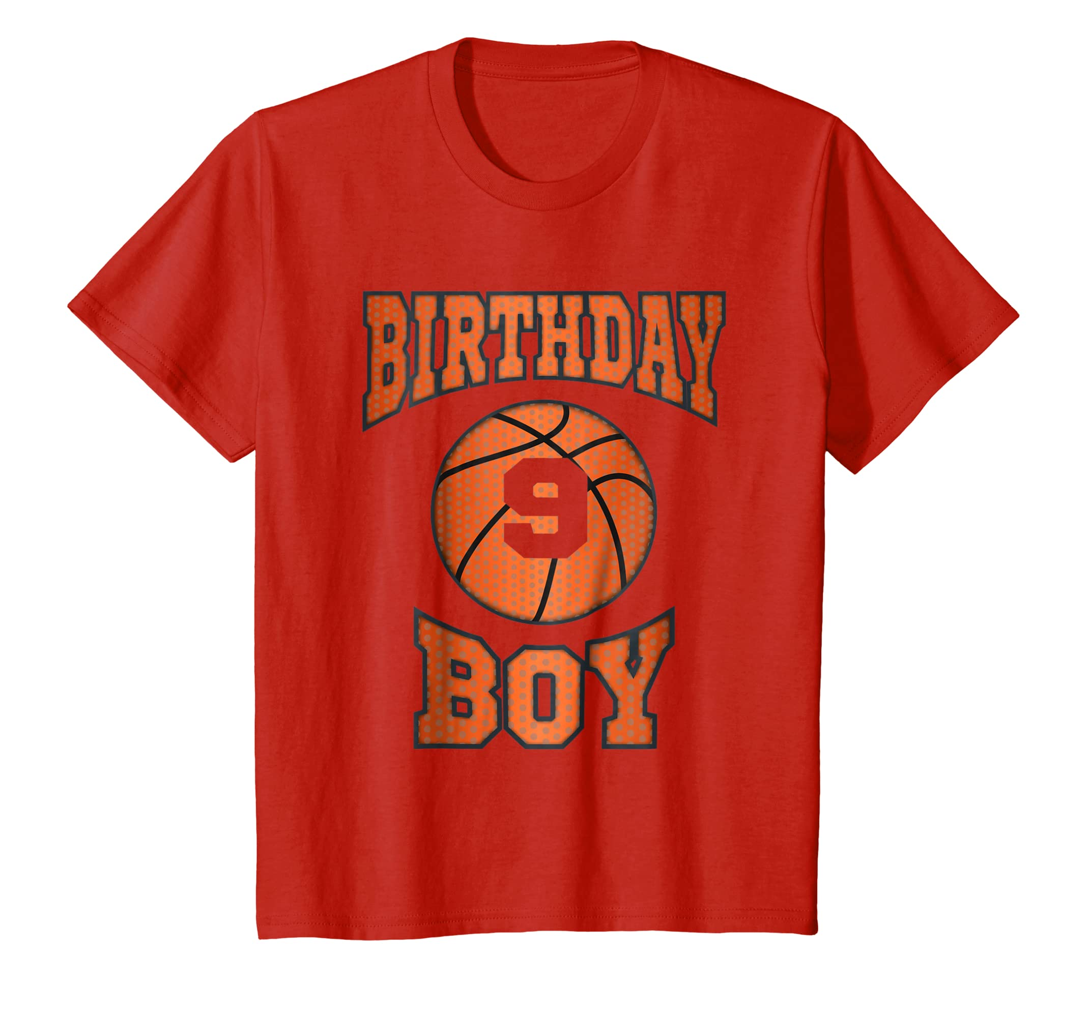 Amazon Kids 9th Birthday Shirt Boy