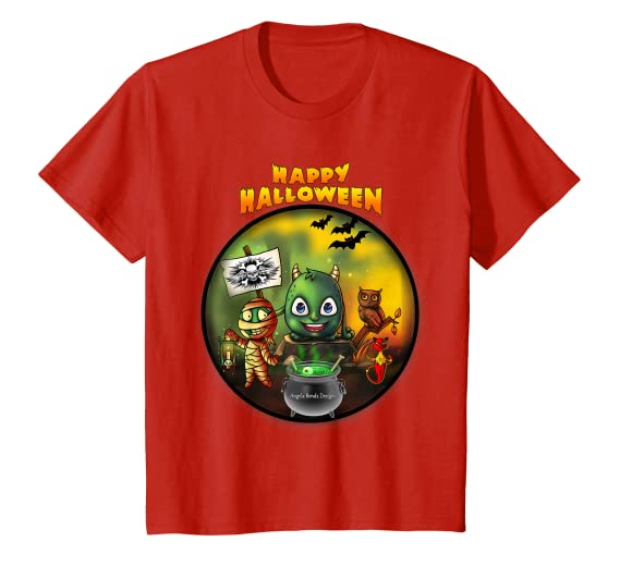 38617af3 Amazon.com: Halloween T-Shirts - Scary & Funny Halloween Costume T-Shirt:  Clothing