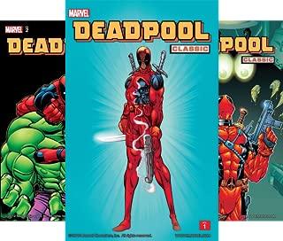 Deadpool Classic (9 Book Series)