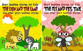 Short Bedtime Stories For Kids (2 Book Series)