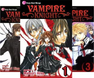 Vampire Knight Box Set Volumes 1-10 (10 Book Series)