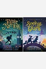 Peter Nimble Adventure (2 Book Series) Kindle Edition
