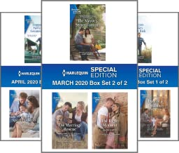 Harlequin Special Edition Box Sets (151-189) (39 Book Series)