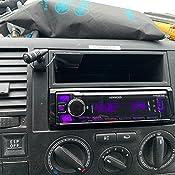 Kenwood Kmm Bt306 Usb Car Radio With Bluetooth Hands Free System Alexa Built In Sound Processor Mp3 Spotify Control 4x50 Watts Adjustable Light Black Navigation Car Hifi