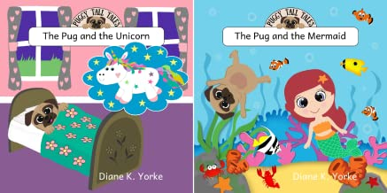 Puggy Tall Tales (2 Book Series)