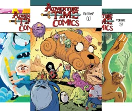 Adventure Time Comics (6 Book Series)