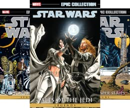 Star Wars Legends Epic Collection (35 Book Series)