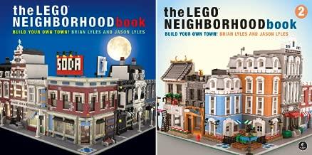 The LEGO Neighborhood (2 Book Series)