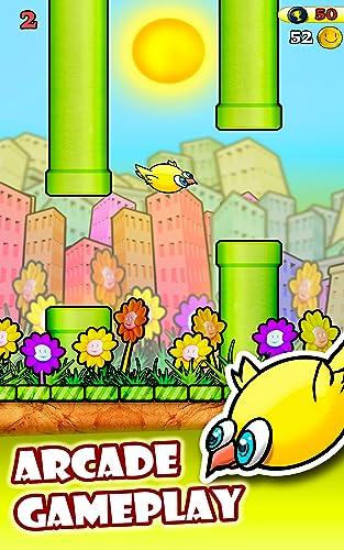 『Flapped Birds: Jump Adventure - Juega gratis』の3枚目の画像