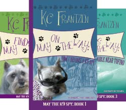 May the K9 Spy (4 Book Series)