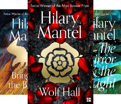 The Wolf Hall Trilogy (3 Book Series)
