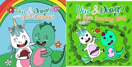 Uni and Drago (2 Book Series)