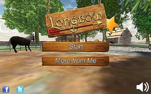 『Longbow - Archery 3D Lite』の1枚目の画像