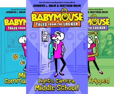 Babymouse Tales from the Locker