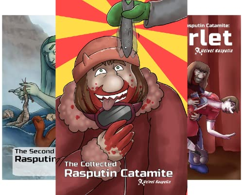 Rasputin Catamite (9 Book Series)