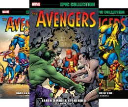 Avengers (1963-1996) (50 Book Series)
