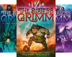 The Sisters Grimm (9 Book Series)