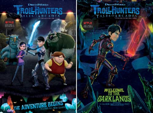 Trollhunters (2 Book Series)