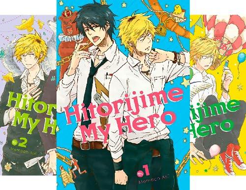 Hitorijime My Hero (10 Book Series)