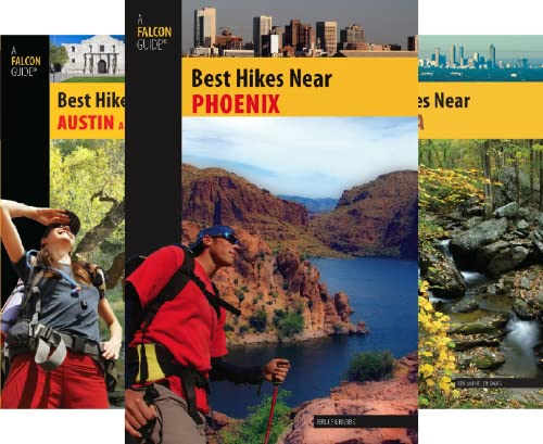 Best Hikes Near Series (18 Book Series)