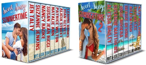 Sweet and Sassy Summertime (2 Book Series)