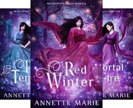The Red Winter Trilogy (3 Book Series)