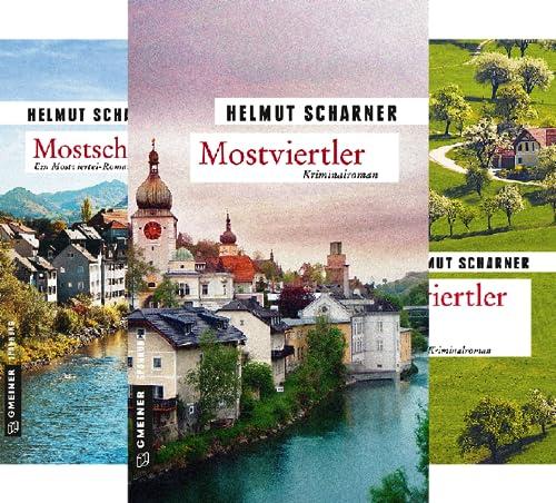 Kommissar Brandner (Reihe in 3 Bänden)