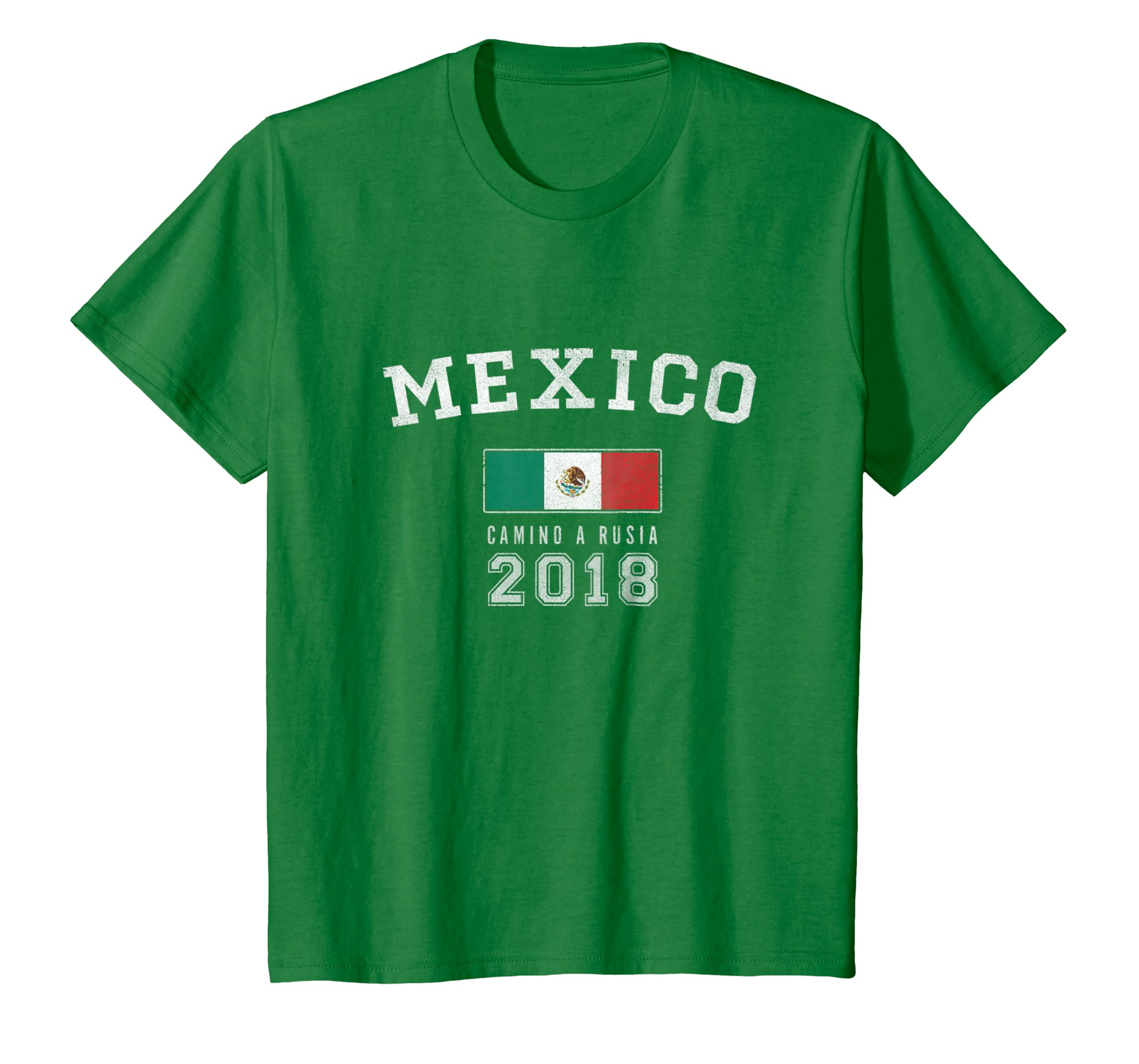Amazon.com: Mexico, Soccer, Rusia 2018 tshirt - Camiseta Futbol Tee: Clothing