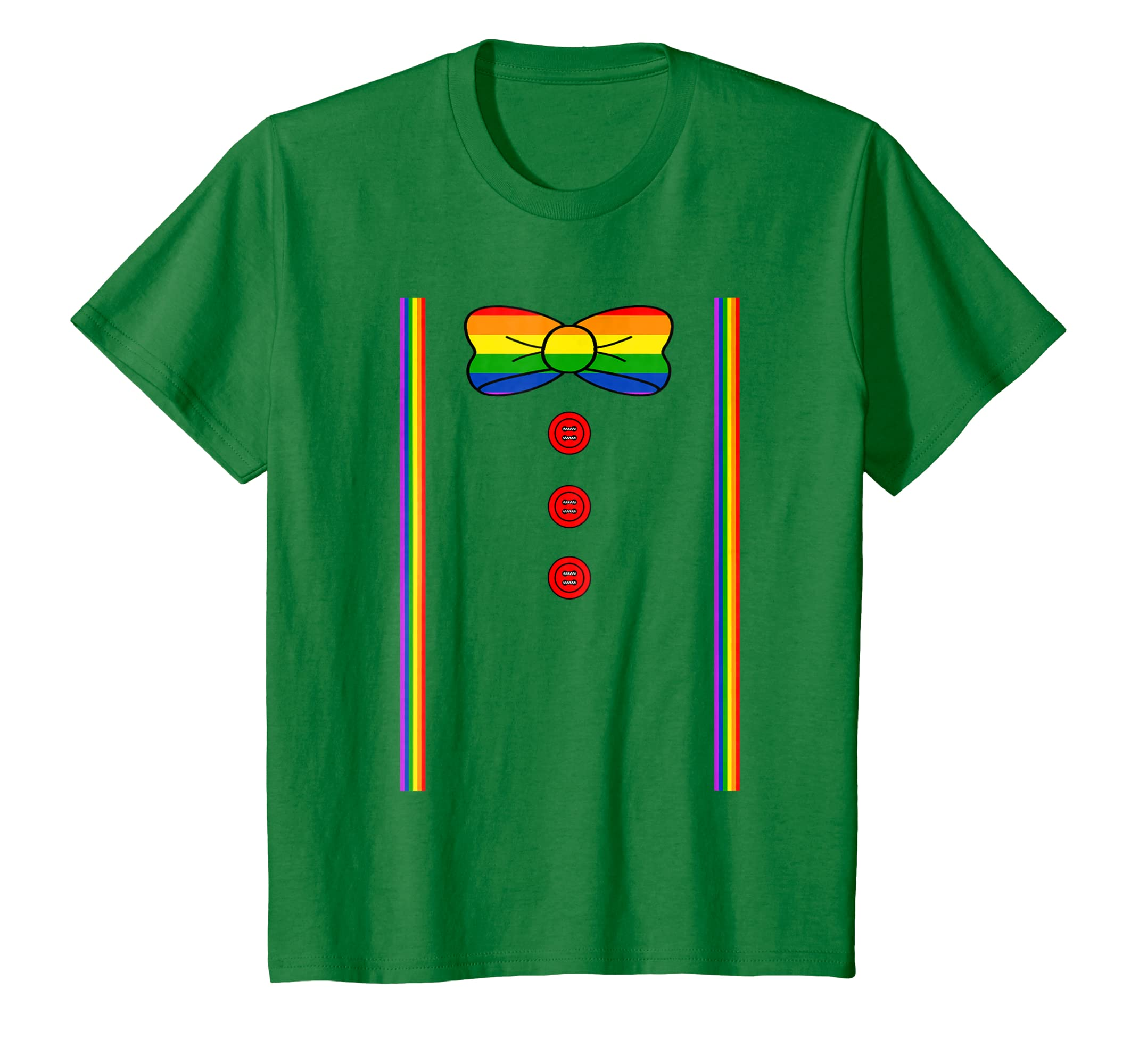 Circus Clown T Shirt Funny Role Play Dress Up Costume Party