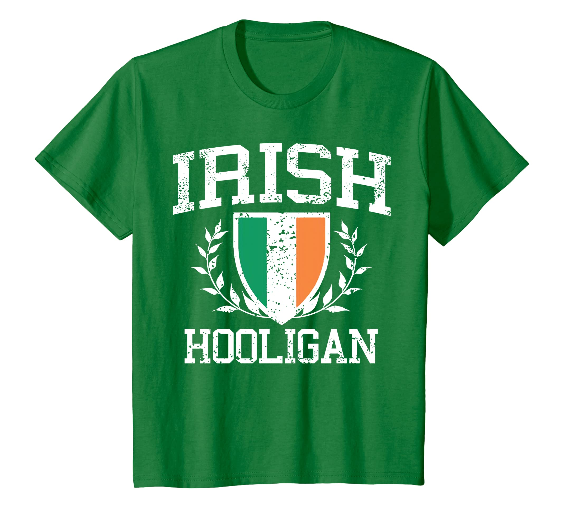 448024e9a Amazon.com: IRISH Hooligan T-Shirt: Clothing