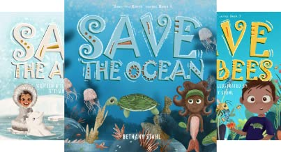 Save the Earth (4 Book Series)
