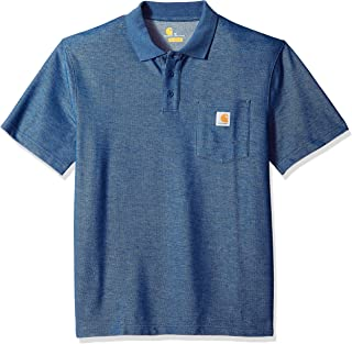Carhartt Men's Contractors Work Pocket Polo Original Fit K570