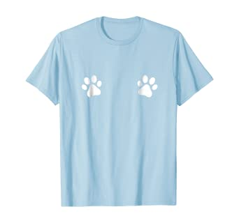 Amazon Com Cute Dog Paw Print Boob T Shirt Clothing Free cute paw print cursors animated mouse pointer for your tumblr, blogger, blog, website, and windows computer download. cute dog paw print boob t shirt