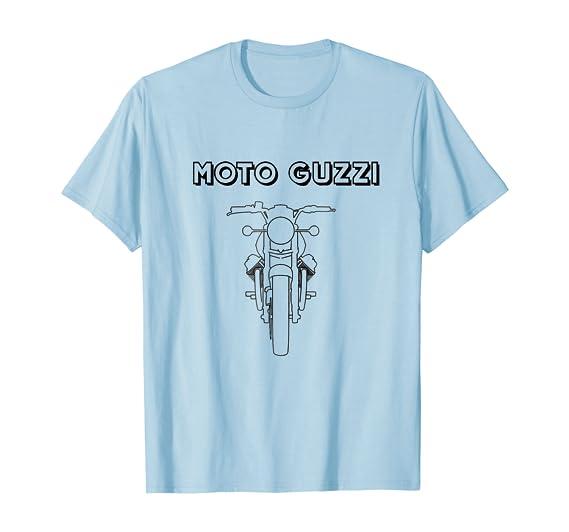Idea regalo moto Guzzi Moto California Maglietta
