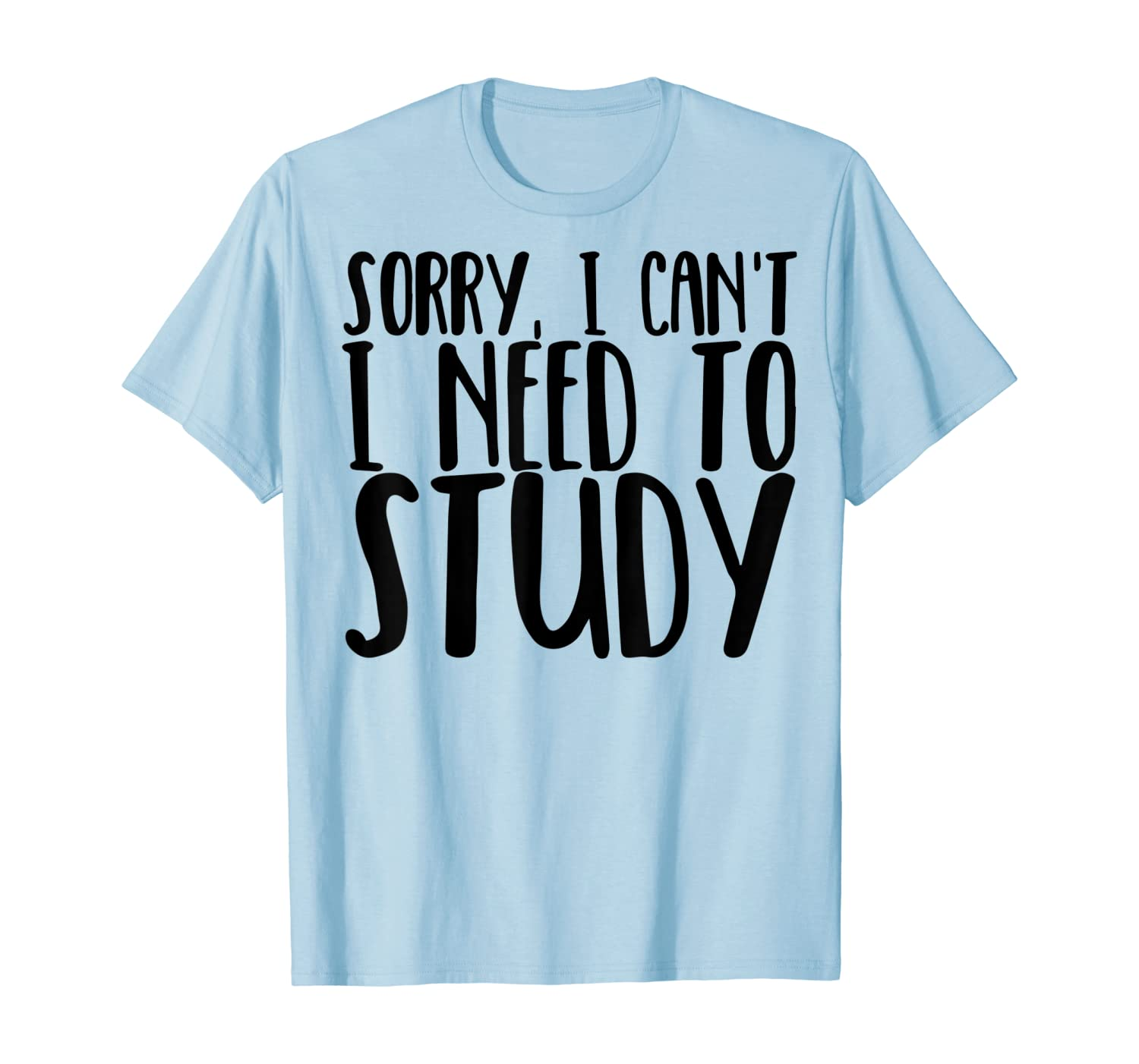 Funny Studying Shirt Finals Week College Student Study Gift