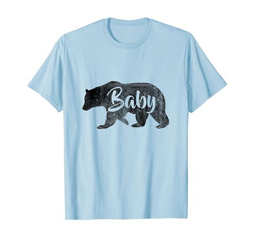 Baby Bear T-Shirt Cute Toddler