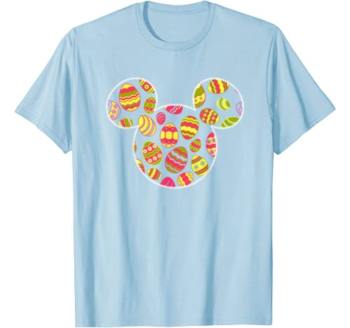 Disney Mickey And Friends Mickey Mouse Easter Egg Fill T Shirt