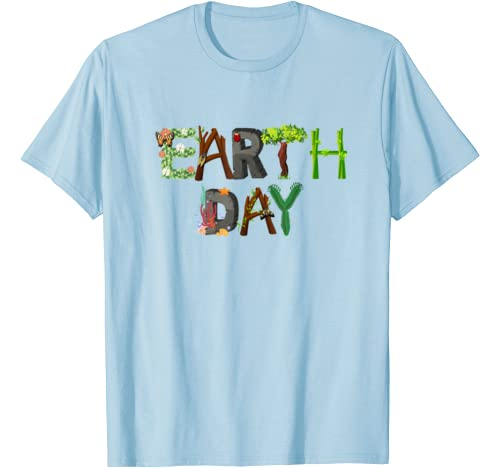 Happy Earth Day 2020 Girl Women Youth   Earth Day T Shirt