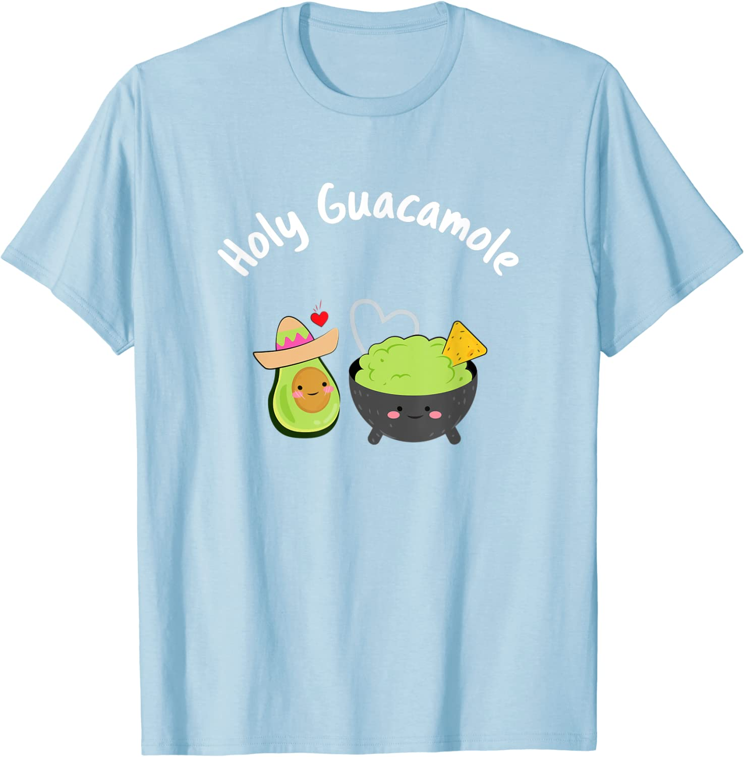 Holy Guacamole T-Shirt-Funny Humorous Novelty Shirt from That Funny Shirt