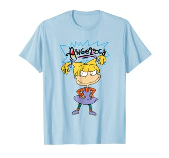 Nickelodeon Rugrats Angelica Pickles Pose T-Shirt