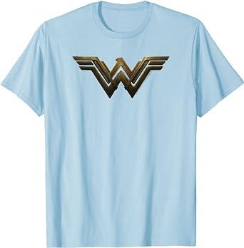 DC Comics Batman V Superman WW Logo T-Shirt